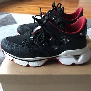 Authentic Christian Louboutin Sneakers